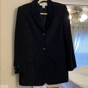 NWOT💫Jones New York black two button blazer